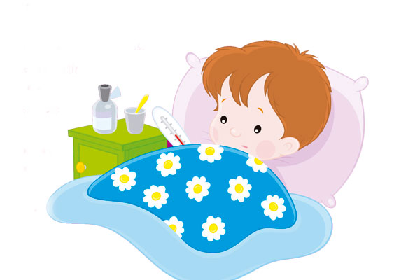 children flu symptoms